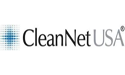 CleanNet USA Commercial Cleaning Logo