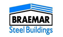 Braemar Steel Buildings Logo