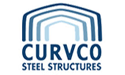 Curvco Steel Buildings Logo