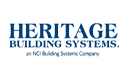 Heritage Steel Buildings Logo