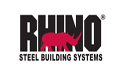 Rhino Steel Buildings Logo