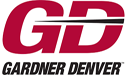 Gardner Denver Air Compressors Logo