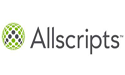 AllScripts EMR Software Logo