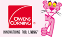 Owens Corning Insulation Logo